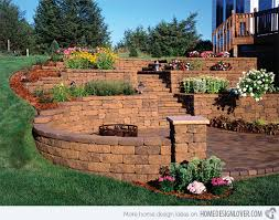 Home Designer Pro Retaining Wall 15 Landscape Retaining Walls To Prevent Erosion Retaining Walls