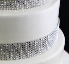 ribbon for wedding cakes