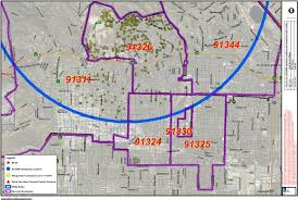Map Radius Receive Assistance From Socalgas Congressman Brad Sherman
