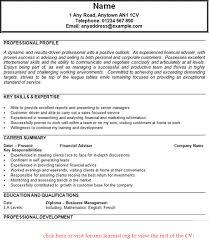 Financial Advisor Sample Resume by Financial Advisor Assistant Cover Letter