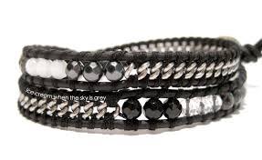 wrap bracelet tutorials images Ice cream when the sky is grey diy bracelet tutorial chain mix 2 jpg