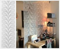 Room Separator Curtains 9 Best Room Dividers Images On Pinterest Curtain Panels Make