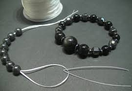 make bead bracelet wire images Diy tips how to make a stainless steel wire needle for making jpg