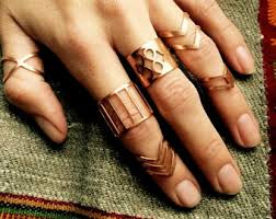 midi rings etsy uk