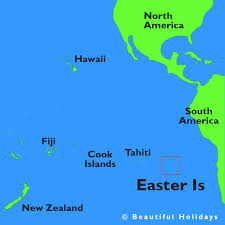island on map easter islands hotels guide beautiful pacific holidays