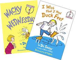 wacky wednesday ruth culver community library