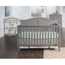 Non Convertible Crib Baby Cribs Wayfair