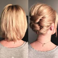 20 gorgeous prom hairstyle designs for short prom hairstyles