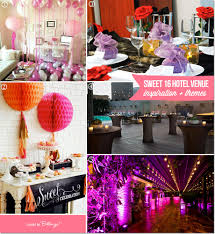 sweet 16 birthday party ideas how to plan a sweet 16 birthday celebration in a hotel