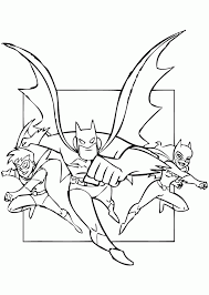 free coloring pages superheroes coloring