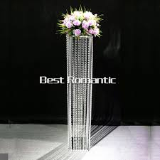 aliexpress com buy tall120m 10pcs lot k9 square crystal wedding