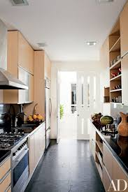 ideas for galley kitchens small galley kitchen ideas design inspiration architectural digest