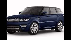 blue range rover 2016 range rover sport loire blue youtube