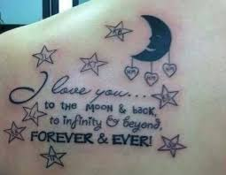34 best love back tattoos images on pinterest diy fonts and