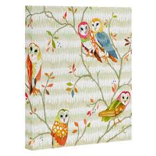 betsy olmsted owl tree 2 deny designs
