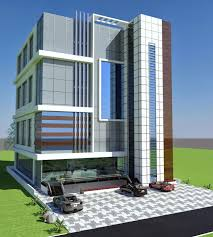 floor plan of commercial building commercial plaza plan 3d front elevation in porposal in poiner