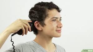 Frisuren F Kurze Haare Mann by Haarstyling Für Männer Wikihow