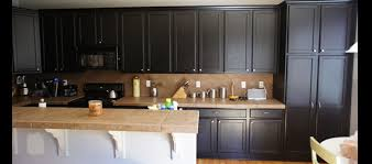 painting your kitchen cabinets black painted cabinets for your home denver paint company