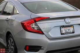grey honda civic 2016 honda civic ex exterior 009 the truth about cars