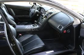 aston martin cars interior 2007 aston martin v8 vantage for sale silver arrow cars ltd