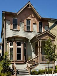 Small Victorian Homes by Exterior Trim Molding And Columns Hgtv