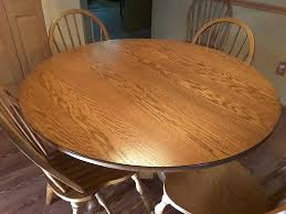 amish made dining table 6 chairs furniture melbourne fl
