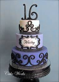 10 best sweet 16 cakes images on pinterest sweet 16 cakes 16th