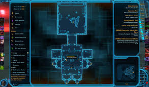 Swtor Map Lieutenant Oarr Map Swtor Guides For Flashpoints Operations And