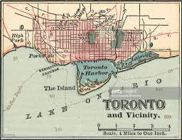 Toronto Canada Map by Map Of Toronto Pictures Getty Images