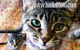 tutorial edit foto mozaik cara membuat foto mozaik dengan photoshop jasa edit foto mozaik