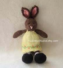 Easter Knitted Decorations by The 189 Best Images About Easter Crochet And Knitting On Pinterest