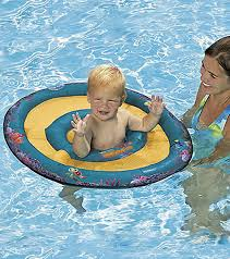 Swimways Baby Spring Float Sun Canopy Blue by Swimways Finding Nemo Baby Spring Float At Swimoutlet Com