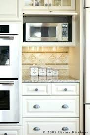 kitchen microwave ideas kitchen ideas pictures saltandhoney co
