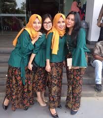 contoh gambar kebaya contoh baju kebaya modern anak muda 2018