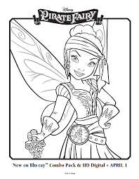 pirate fairy coloring pages pirate macromedia
