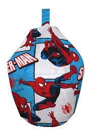 ultimate spiderman peter parker bean bag bean chair brand new