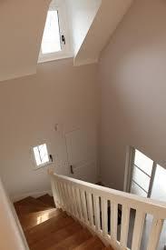 escalier peint 2 couleurs travaux peinture escalier rennes peindre rénover relooker repeint