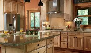 less rustic but still natural wood cabinets dream kitchen