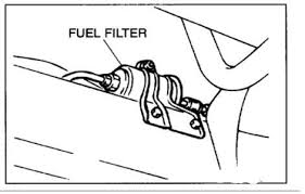 2000 honda accord fuel filter solved hi where is the fuel filter located on a 2003 fixya