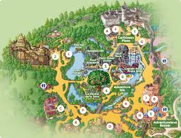 printable map disneyland paris park map of adventureland dlp guide disneyland paris guidebook