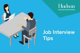 New Zealand Job Interview Infographics Hudson New Zealand