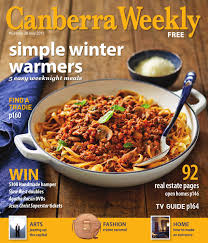 03 september 2015 by canberra weekly magazine issuu