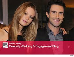 behati prinsloo wedding ring look see adam levine s fiancee behati prinsloo s engagement