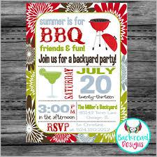 bbq party invitations u2013 gangcraft net