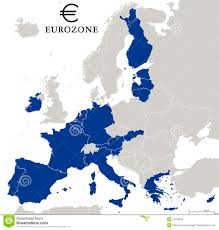European Union Countries Map by European Union Map With Capitals Free Here
