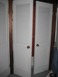 Slatted Closet Doors Exterior Louvered Bifold Doors Exterior Doors Ideas