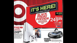 target opens black friday 2017 target black friday ad 2016 youtube
