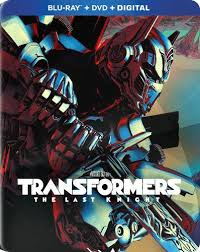black friday 2017 best bluray deals transformers the last knight steelbook includes digital copy