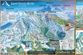 Jackson Hole Wyoming Map Winter At Grand Targhee Resort Jackson Hole Traveler