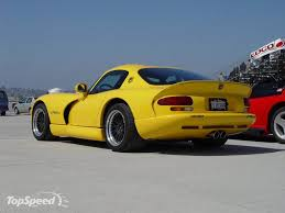 Dodge Viper Yellow - 2001 dodge viper photos and wallpapers trueautosite